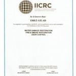 IICRC EREZ GILAD